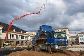 Construction Site Portonovi - Kumbor